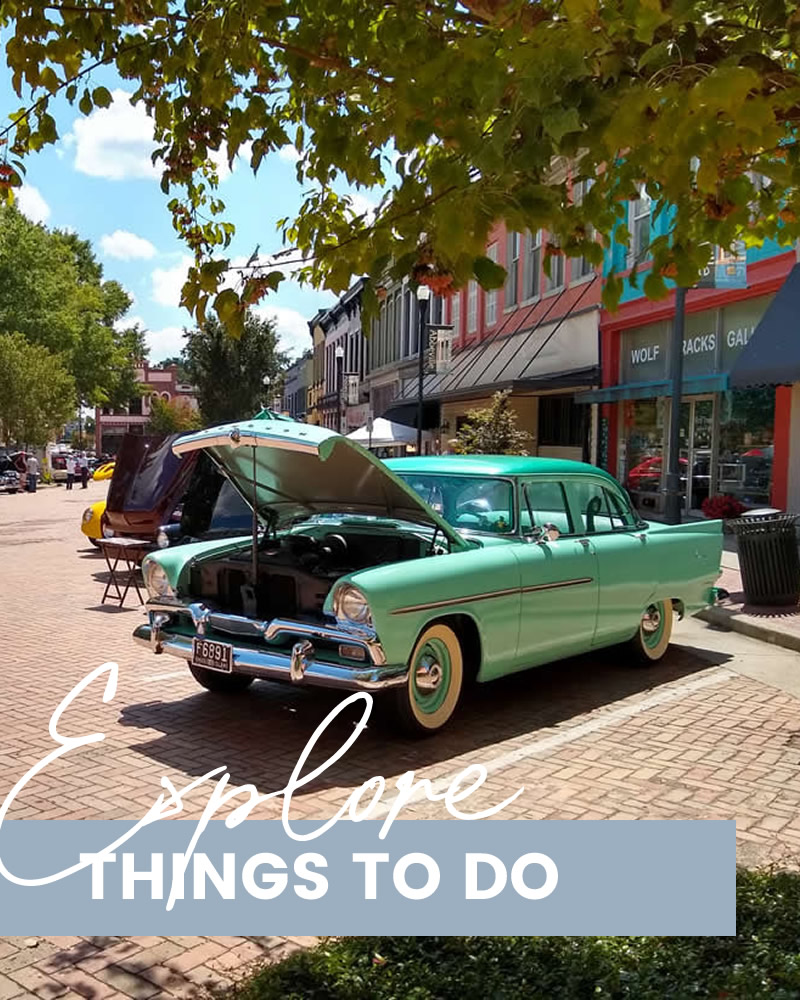 Events & Things To Do in Abbeville, South Carolina
