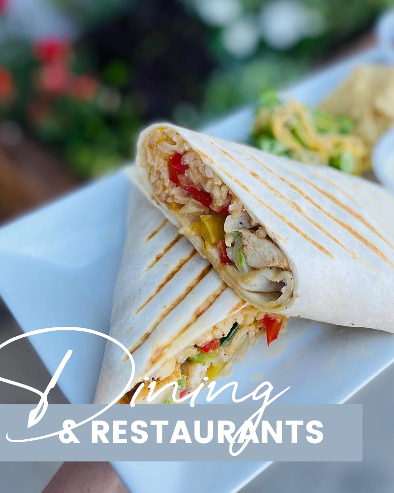 Dining options in Abbeville, SC