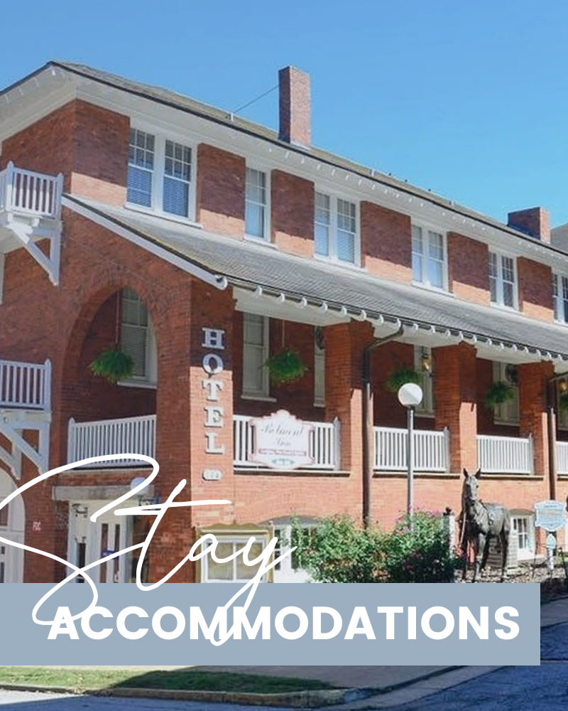Accommodations & places to say in Abbeville, SC
